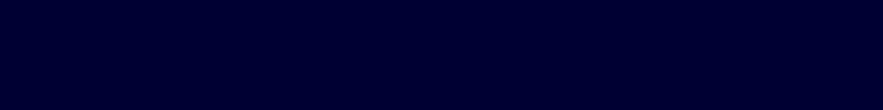 Dark blue banner